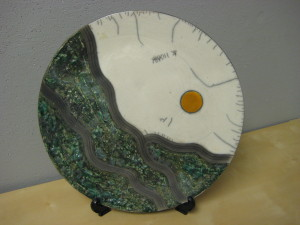 photo of plate